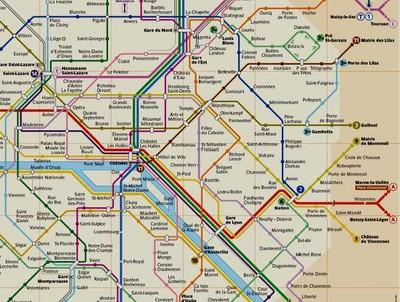 METRO PLAN PDF RATP