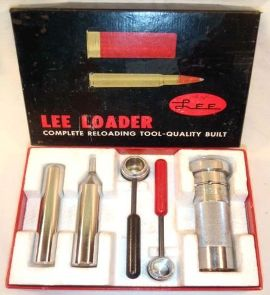Lee loader for shotgun instructions.
